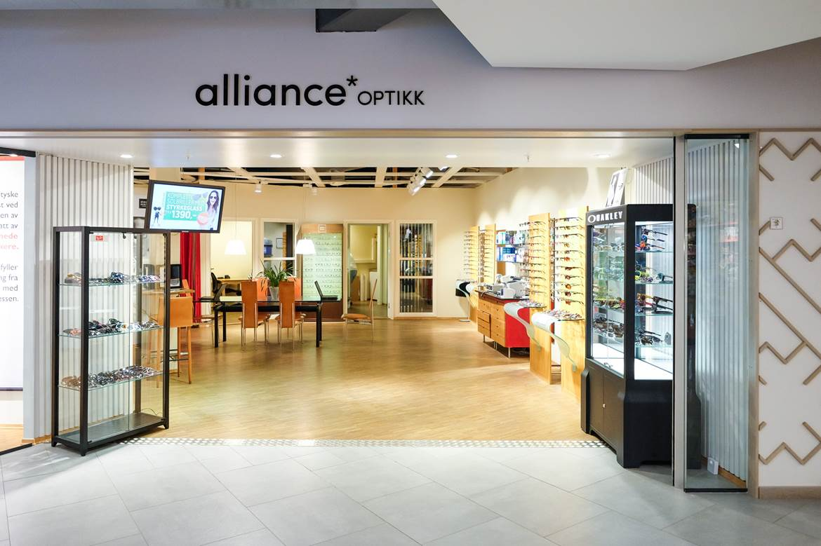 Fasade Alliance Optikk
